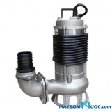 Máy bơm chìm hút bùn Inox Nation Pump SSM(F)280-11.5 205