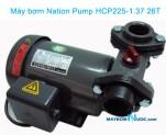Máy bơm Nation Pump HCP225-1.37 26T (có rờ le nhiệt)