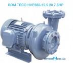 Bơm ly tâm dạng xoáy đầu gang TECO HVP380-15.5 20 7.5HP