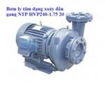 Máy bơm ly tâm đầu gang Nation Pump HVP240-1.75 205