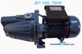 Bơm Vét Nước & Đẩy Cao JET 100L (750 W)