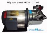Máy bơm phun vỏ nhôm đầu INOX LJP225-1.37 265T