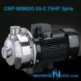 Máy bơm ly tâm trục ngang CNP MS60/0.55 0.75HP 3pha