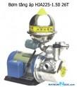 Máy bơm tăng áp đầu INOX HJA225-1.50 265T