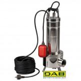 Máy bơm chìm hút nước thải DAB FEKA VS 750M-A 1HP (có phao)