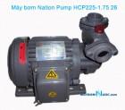 Máy Bơm Bánh Răng Nation Pump HCP225-1.75 26