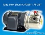 Máy bơm phun vỏ gang đầu INOX HJP225-1.75 265T