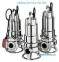 Máy bơm nước thải EBARA DW VOX 100 1HP