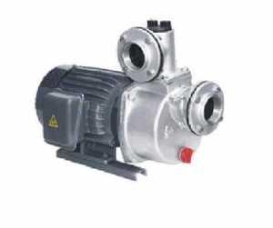 Bơm tự hút đầu Inox HSS250-1.75 26 (1HP)